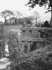 J27 Stone stile - Edale, Derbyshire
